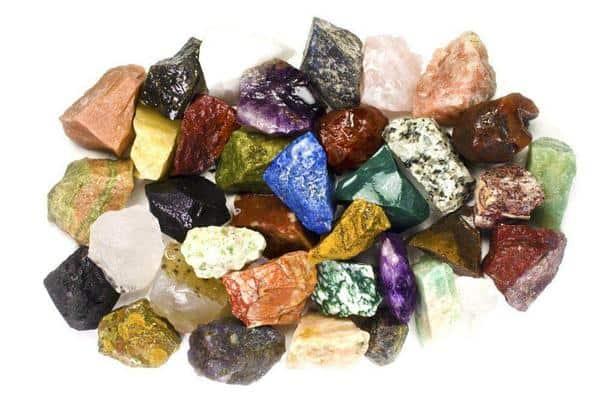 Crystals, Flowers, Essences, Chakra and Tarot 8
