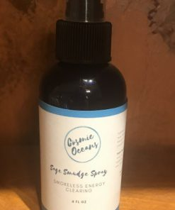 White Sage Smokeless Smudge Spray 4