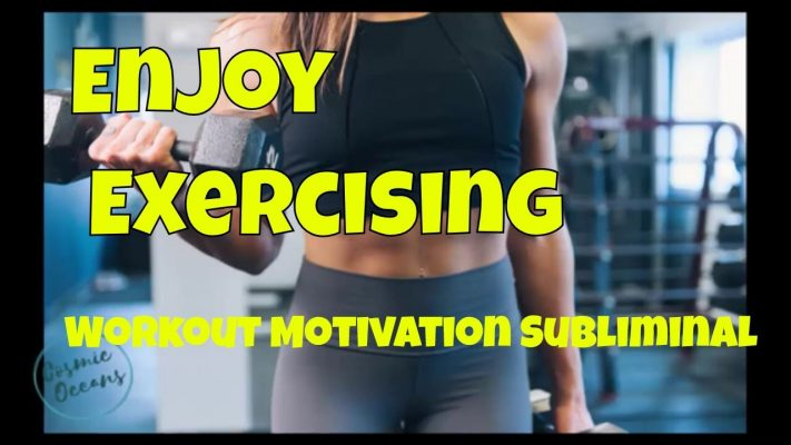 motivation to workout subliminal
