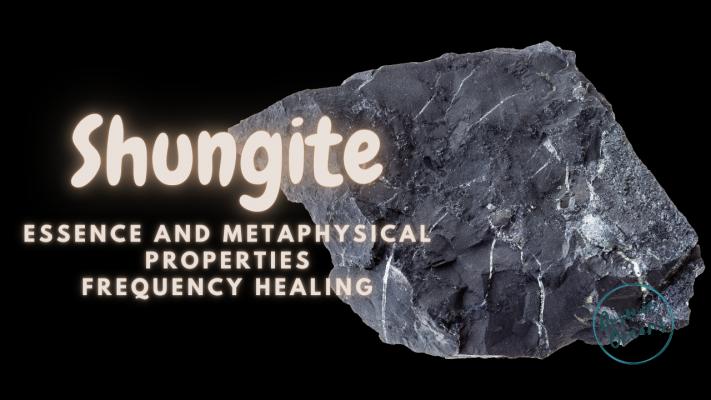 Shungite Metaphysical Healing Benefits 1