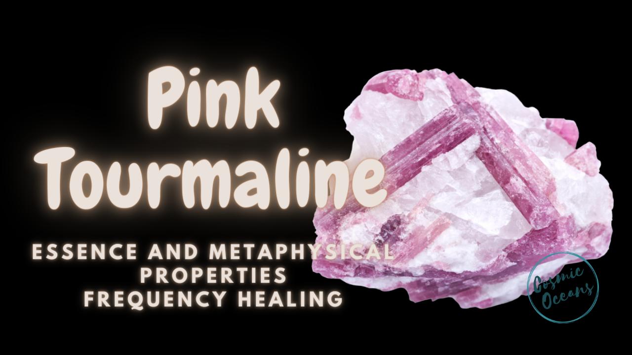 Pink Tourmaline Metaphysical Healing Benefits 5